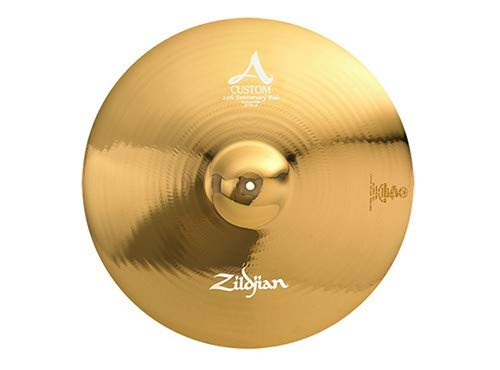 (Zildjian Limited Edition A Custom 25th Anniversary Ride 23 in.)