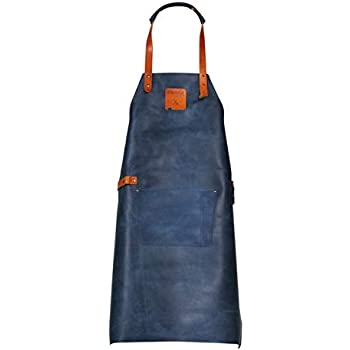 BOSKA 955054 Mr Smith Kitchen Apron, One Size, Blue