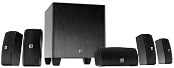 JBL Cinema 610 5.1 Channel Home Theater Speaker w/Subwoofer + $20 GC