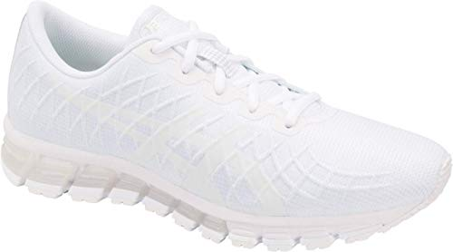 - ASICS Gel-Quantum 180 4 Men's Running Shoe, White/White, 10.5 D US
