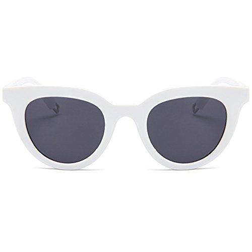CHBC New Fashion Colorful Retro Personality Cat Eye Sunglasses Small Framed Sunglasses - Small Framed Sunglasses