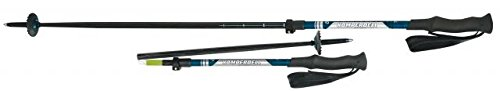 Komperdell Carbon - Komperdell Carbon Approach Vario 3 Trekking Poles - black, one size