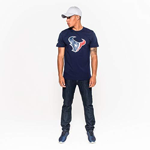 A Pour Avec Équipe Logo Unisexe shirt Era nbsp;t New Ne96196fa14 Bleu Houtex Adulte rvx8qYBr