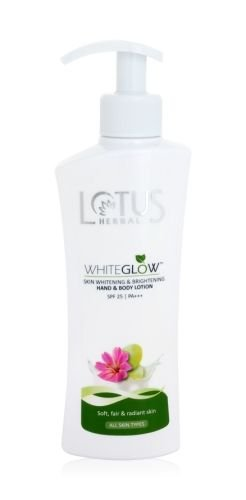 Lotus Herbals Hand & Body Lotion - Whiteglow SPF 25 300ml