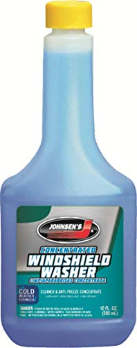 : Johnsen's 2942-12PK Windshield Washer Concentrate - 12 oz., (Pack of 12)