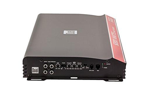 Dual DA8001 5200 Peak Watt Mono Channel Digital Amplifier by Dual Electronics (Image #1)