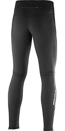 Salomon Men's Trail Runner WS Tight, Black, Large by Salomon (Image #10)