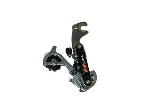 SHIMANO TY18 TY22 TY20 SIS REAR DERAILLEUR,LONG CAGE GEAR MECH SUIT 6,12,18 SPEED WITH HANGER SUIT MTB MOUNTAIN BIKES /& MOST OTHER BIKES