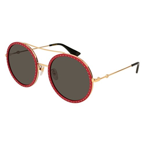Sunglasses Gucci GG 0061 S- 018 GOLD / - Gg0061s Gucci Sunglasses