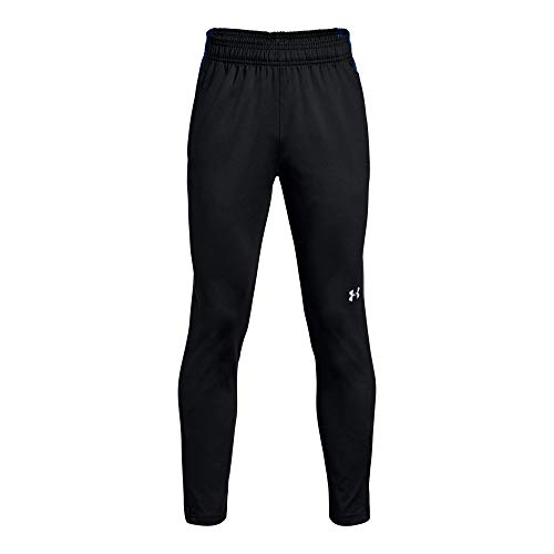Under Armour Boys' Challenger II Training Pants, Black /Over