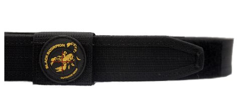 IPSC & USPSA and 3 Gun High Speed Competition Shooting Belt (Black Large L (Suggested Waist Sizes 34 to 36))