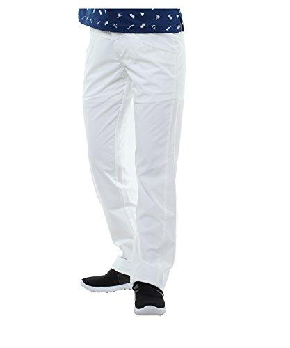 オプスト ゴルフウェア ロングパンツ ストレッチ OP220307H02 WH S