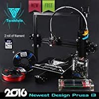 TEVO -Tarantula I3 Aluminium Extrusion 3D Printer kit printer 3d printing 2 Rolls Filament 8GB SD card LCD As Gift