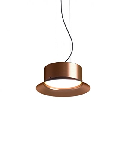 Amazon.com: Copernico - Colgante de LED, color gris, 110 ...