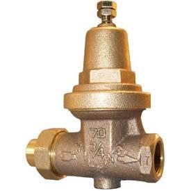 """Regulator 1"""" 70 Water Pressure Reducer Valve by Wilkins"""