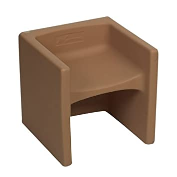 factory chair cube almond - Childrens Factory