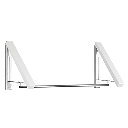 Collapsible Wall-mounted Drying Rack Set High-strength Durab