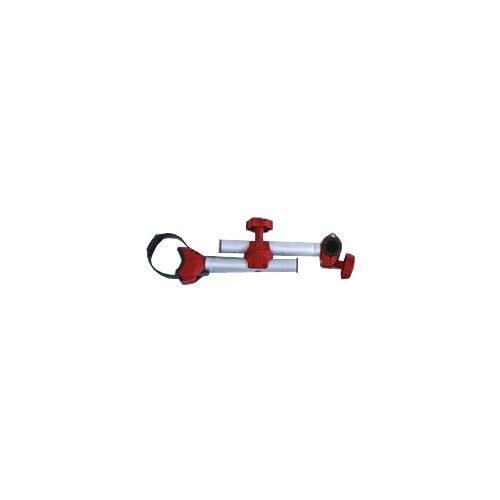 Fiamma 04133E01‐ Blocca Bici PRO D1, Rosso 04133E01