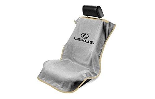 seat armour sa100lxsg gray 39 lexus 39 seat protector towel general general. Black Bedroom Furniture Sets. Home Design Ideas