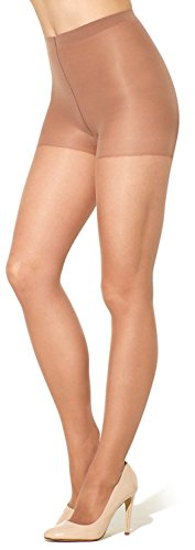 (Silkies Women's Ultra Total Leg Control Support Pantyhose -Small)