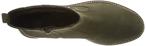 Boots Ankle Women's Green 7100 431578301500 Dark Bugatti wOx0Egqw