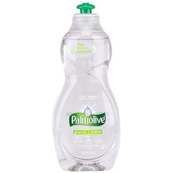 Amazon Com Palmolive Ultra Pure And Clear Dish Liquid 25