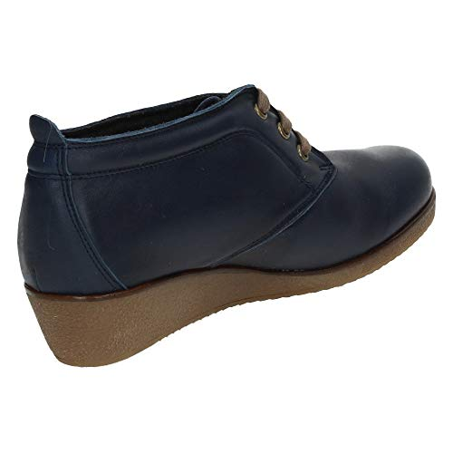 2774 Made Damen Marineblau Kurzschaft Spain In Stiefel xxwAEqnZCz