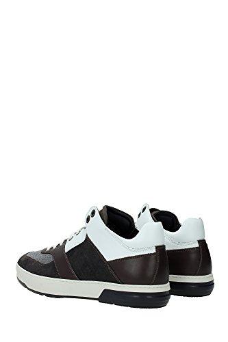 Ferragamo MONROE0644124 Sneakers Grau Herren Salvatore EU 1dqStB1w
