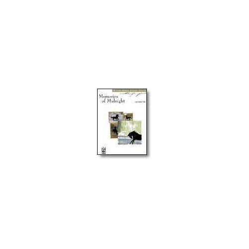 Memories of Midnight Sheet Music a Written for you Wynn-Anne Rossi Solo in Intermediate Piano
