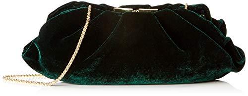L.K.   Bennett Felicity - Pochette de jour pour femme, vert (lierre), 7,5x14x33 cm (b X H T)