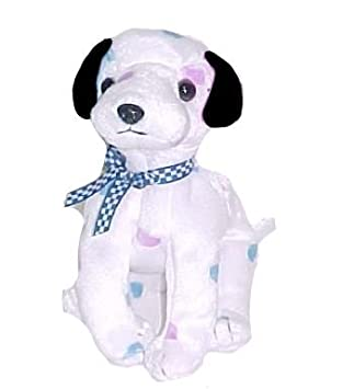 3d1edce1eb5 TY Beanie Baby - DIZZY the Dalmatian (colored spots   black ears)  Toy