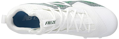 New Balance Mens Freeze v1 Agility Lacrosse Shoe Green gFQ5aIjGU1