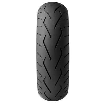 Dunlop D250 Rear Motorcycle Tire 180/60R-16 (74H) for Victory V106 Vision Street 2008-2009
