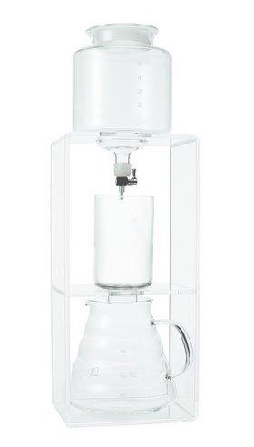 NISPIRA Ice Cold Brew Dripper Coffee Maker Acrylic Frame