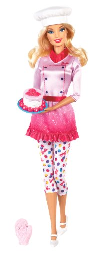 Barbie I Can Be Sweets Chef Doll, Baby & Kids Zone