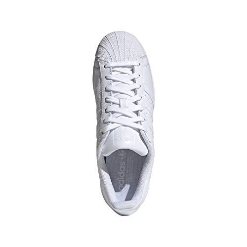 adidas Originals Men's Superstar Shoe Running White, ((14.5 M US)