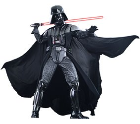 Supreme Edition Darth Vader Adult Costume -