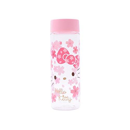 - Hello Kitty KT 7281 Plastic Bottle, Pink