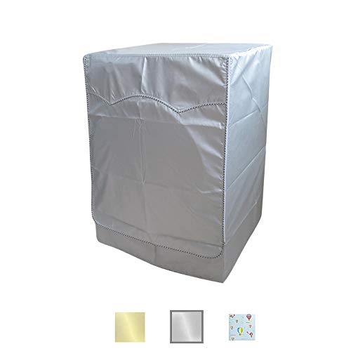 QLLY Washer/Dryer Cover for Front-loading Machine - Waterproof, Dustproof, Sun-Proof, W27
