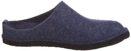 Jeans Chaussons adulte 311010 Haflinger Soft mixte Bleu nOqfnYxwR