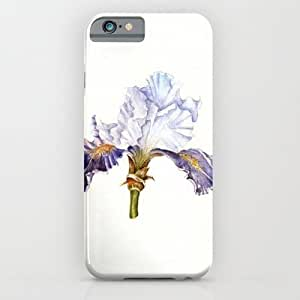 Society6 - Purple Iris iPhone 6 Case by Goosi