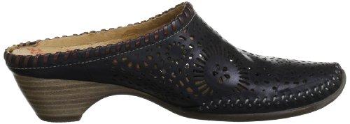 Pikolinos Tabarca 818-8807_v13 - Zapatos de tacón de cuero mujer negro - negro