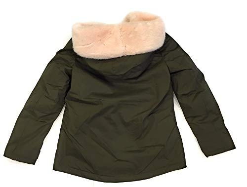 Woolrich Inverno Bambina Verde Cascade Giubbotto Wkcps2052 rTar8q