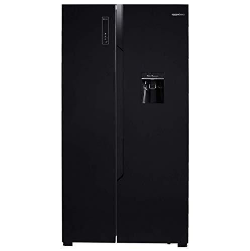 AmazonBasics 468 L Frost Free Side-By-Side Refrigerator