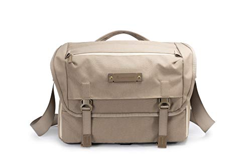 Vanguard VEO RANGE38 BG Messenger Bag for DSLR or Mirrorless/CSC Camera, Beige