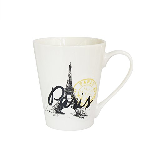 De Paris Mugs - American Atelier Paris Mugs 15 oz