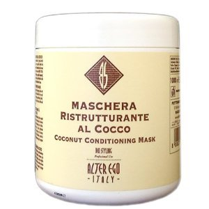 Price comparison product image Alter Ego Maschera Ristrutturante Al Cocco Coconut Conditioning Mask - 33.8 oz / liter
