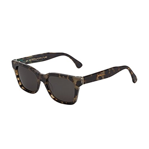 Super Sunglasses PCH America Wheelie Tortoise Spotted by - Super America Sunglasses
