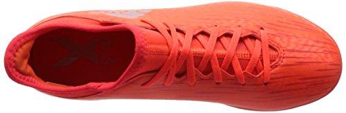 adidas Jungen X 16.3 TF J Fußballschuhe Rojo (Rojsol / Plamet / Roalre)