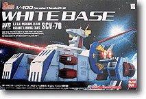 1/400 White Base E.F.S.F. Pegasus - Class Assault Landing Craft - Store Scv